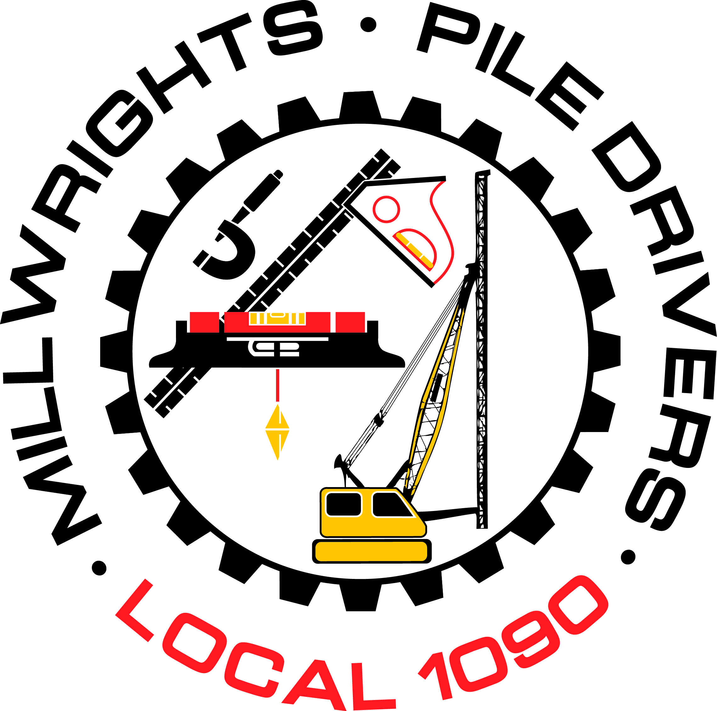 Image of Millwrigths LOCAL 1090 Seal
